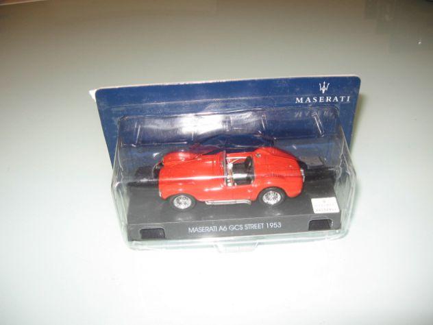 MODELLO MASERATI A6 GCS STREET ANNO 1953 NUOVO!!!!