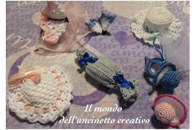 Bomboniere E Fiocchi Nascita Alluncinetto Annunci Cremona