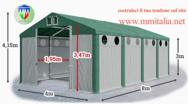 Coperture per protezione Camper Roulotte 4 x 8 prezzi eccezionali