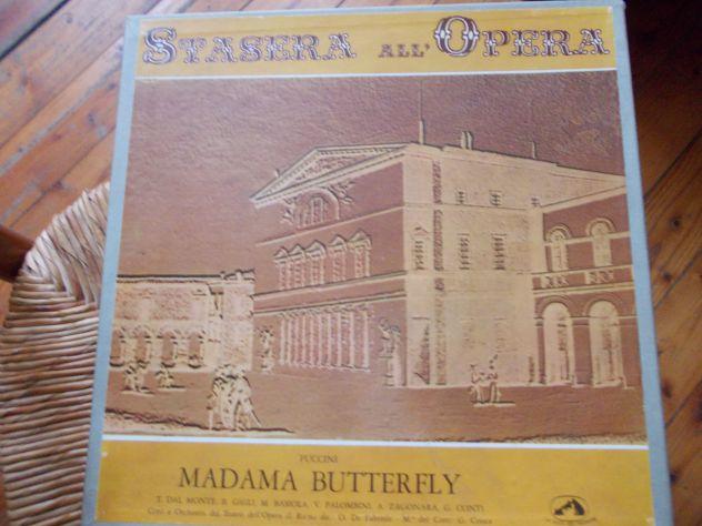 Madama Butterfly 2 vinili