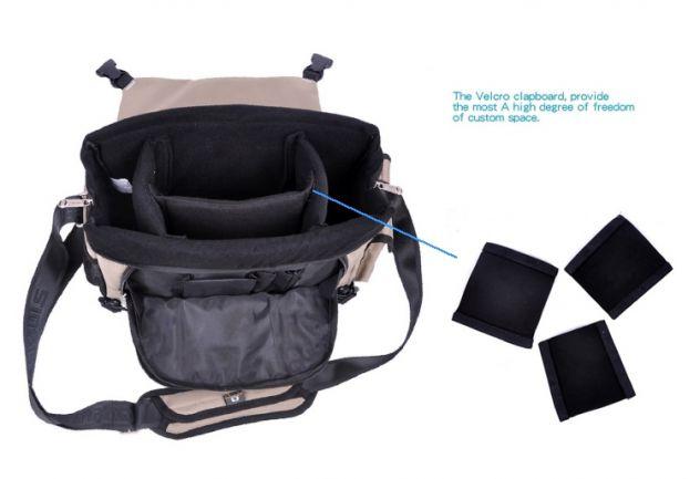Sinpaid borsa fotocamera impermeabile - Foto 3