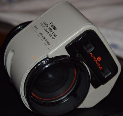 Canon zoom FD 35-70 - 1:4AF Autofocus