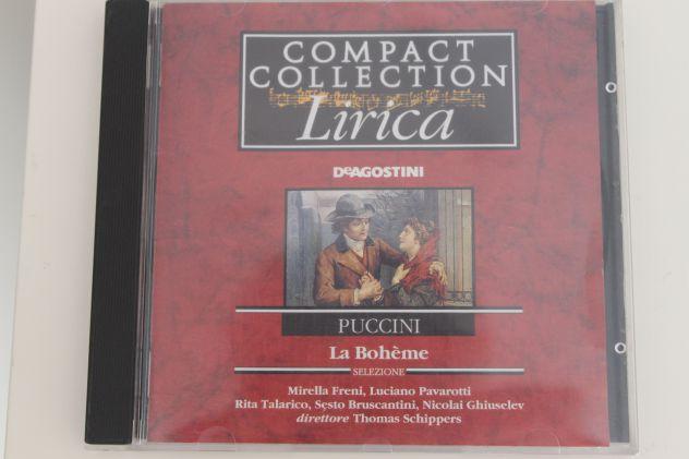 CD Musica Lirica Originali - Foto 2