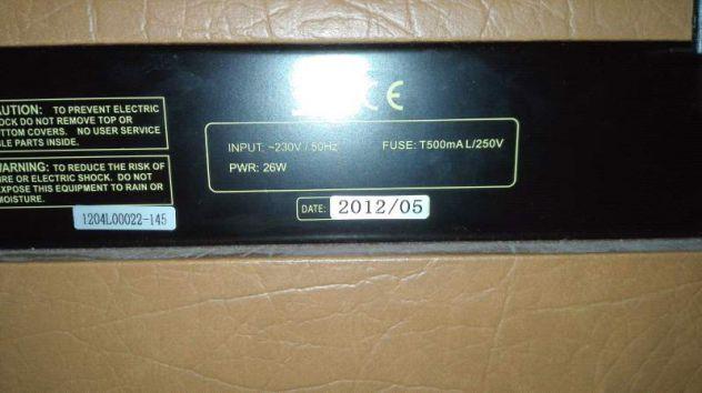 Amplificatore stagg 20W con cassa. Per chitarra - strumenti e MP3 - Foto 2