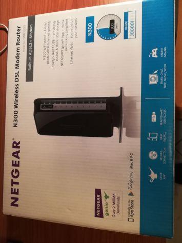 MODEM ADSL N300 DSL MODEM ROUTER DGN2200