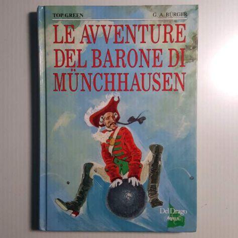 Le avventure del barone di Münchhausen - Burger