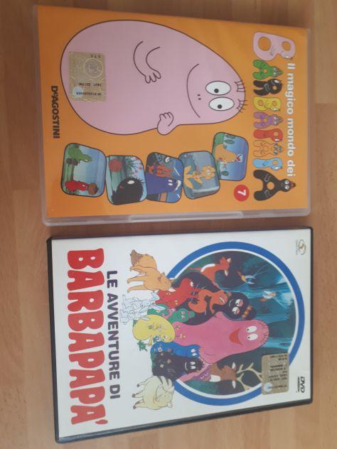 Barbapapa' 2 dvd