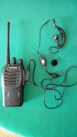 RADIO RICETRASMITTENTE BAOFENG BF 888 S UHF 400 470 MHZ 5 watt - Foto 5