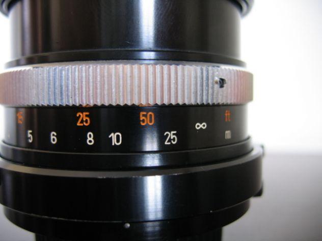 Carl Zeiss SUPER-DYNAREX 4/135mm. M42 - Foto 5