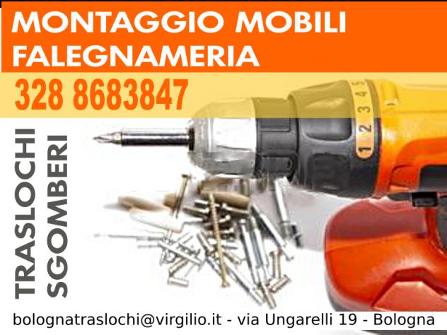 Professionalmente economici: TRASLOCHI - SGOMBERI - MONTAGGIO ARREDI - Foto 5