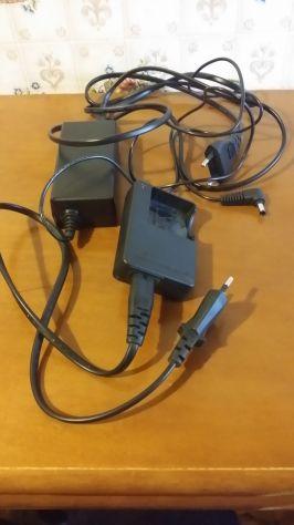 Caricabatterie CASIO e PANASONIC per PC portatili e fotocamera
