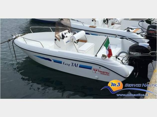 barca a motore Easy Tai 17 anno2005 lunghezza mt5 - Foto 3
