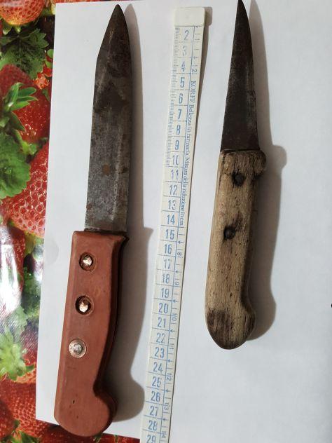 Due coltelli vintage
