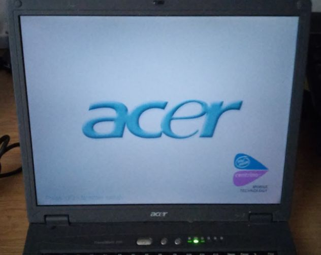 SCHERMO LCD MONITOR DISPLAY ORIGINALE Acer Travelmate 292LMi