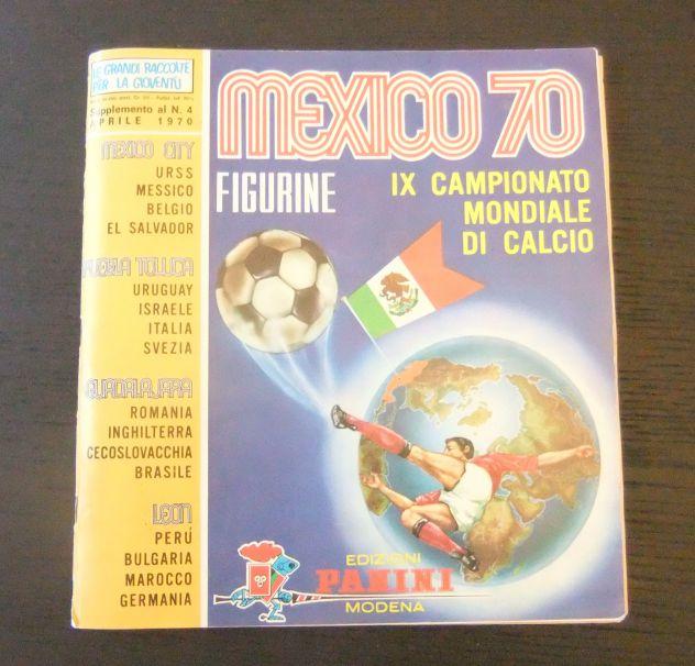 Figurine Calciatori Mexico 70 Acquisto