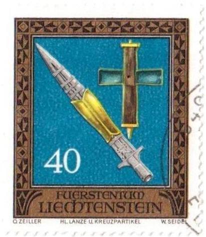 Francobolli da collezione Liechtenstein