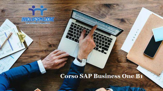 Corso SAP Business One B1 per aziende