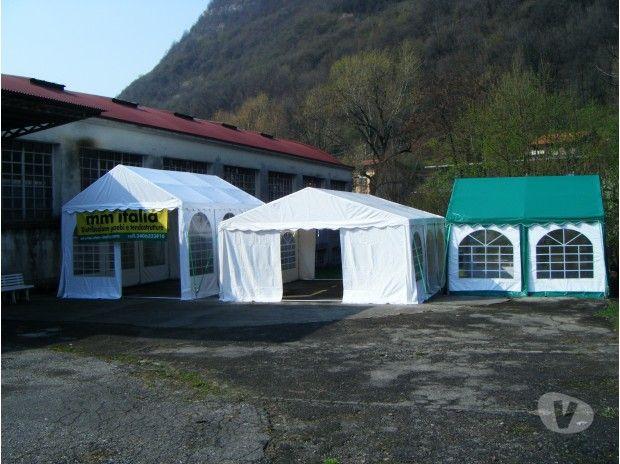 MM Italia Linea Mara Tendoni, Verande 5 x 6  Pvc uso Camping - Foto 5