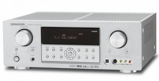 SINTOAMPLIFICATORE MARANTZ SR4001 AMPLIFICATORE HOME THEATRE AV RECEIVER 7.1