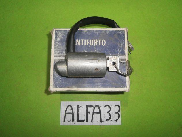 Blocchetto commutatore accensione Alfa 33 prima serie Sipea 700701