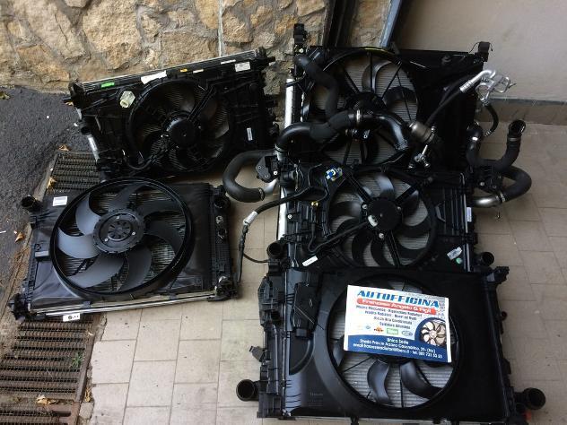 radiatori compressori ventole ecc.. Usato Euro 20