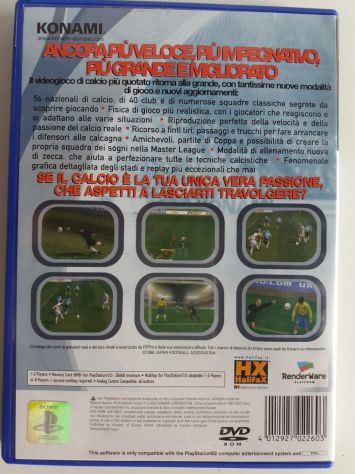 Pro evolution soccer 2 ( x ps2 ) - Foto 3