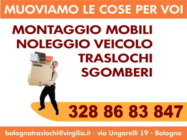 IL TRASLOCO ECONOMICO DI QUALITA'- SGOMBERI - MONTAGGIO MOBILI - Foto 2