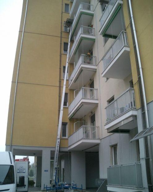 Noleggio scala autoscala per traslochi ed edilizia - Foto 2