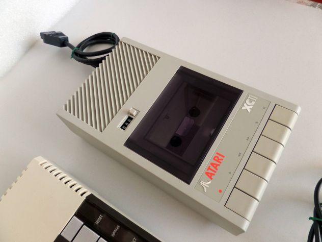 Atari 800XL (anno 1983) completo (perfetto e funzionante) RARO! - Foto 8