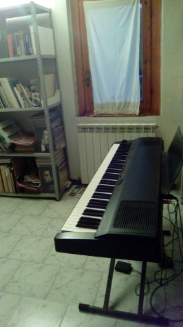 Pianoforte digitale Yamaha Pf 100 e accessori