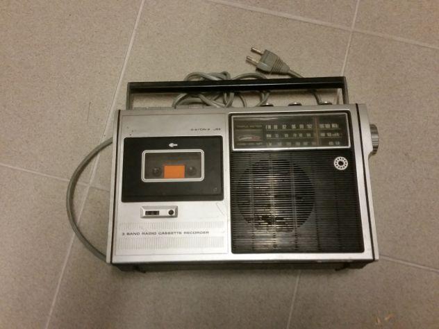 Radio portatile TOSHIBA RT 330 FL