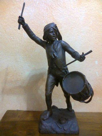 Bronzo il tamburo di Wattignies