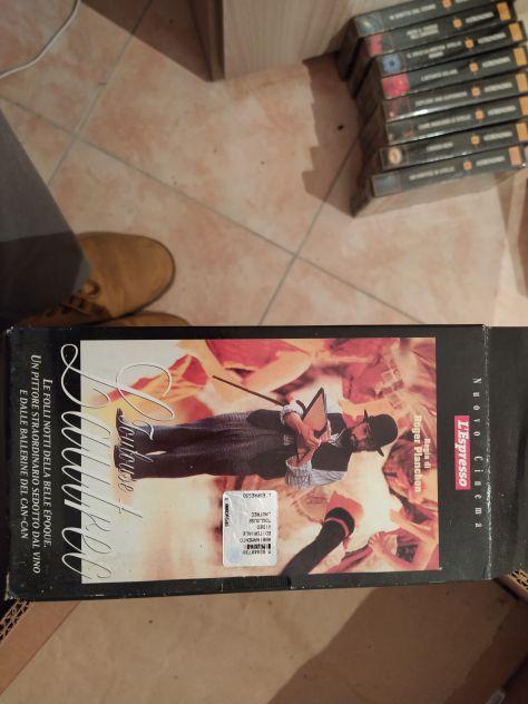 R67- CASSETTE FILM/ALTRO.-VHS