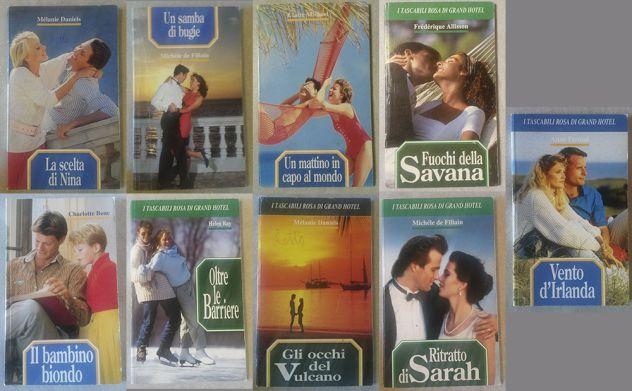 Mini libri harmony romanzi rosa tascabili amore romantici