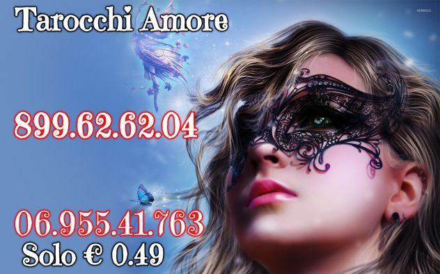 LETTURA TAROCCHI PROMOZIONE € 0,49 CENT 06.955.41.763 CARTOMANTI IN LINEA 24 ORE
