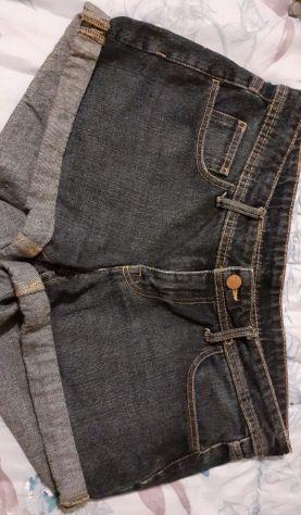 Pantaloncini H&M Corti in jeans