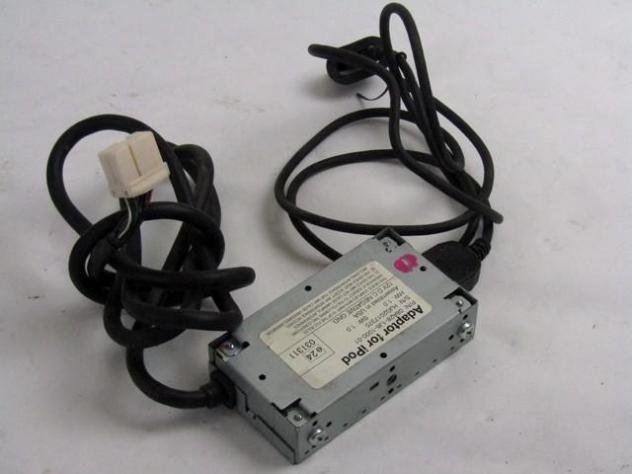 08A28-1J6-1000-01 CENTRALINA ADATTATORE CONNETTORE IPOD HONDA CR-V 2.2 D 4X …