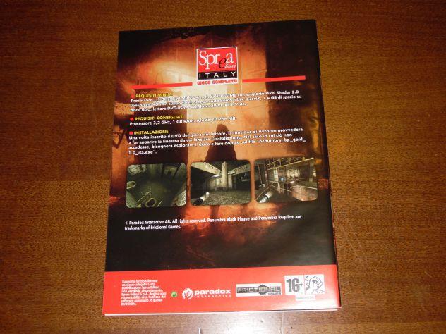 1 COPERTINA PARI A NUOVA,INTROVABILE SOLO COPERTINA,ORIGINALE,DEL GIOCO PC& … - Foto 4