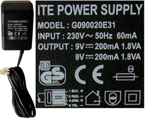 ALIMENTATORE ITE POWER SUPPLY MODEL: G090020E31