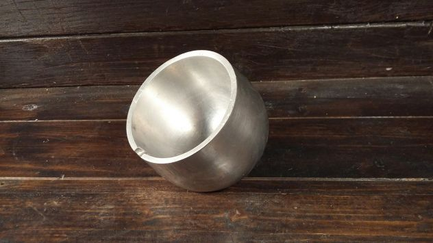 A184 alluminio vecchio posacenere desig