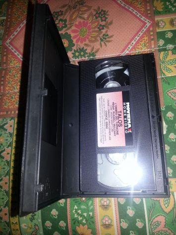 VHS VIDEOCASSETTA PARI A NUOVA,RARISSIMA,QUASI INTROVABILE,ORIGINALE,COMPLE … - Foto 2