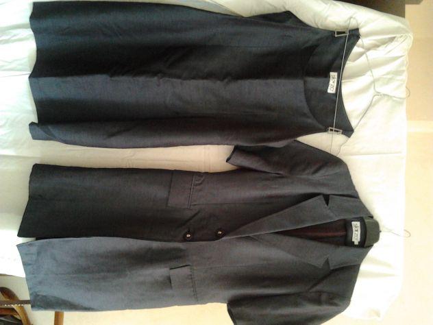 Completo vestito e giacca taglia 44 46