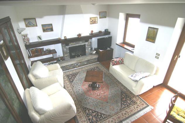 villa bifamiliare Sovazza di Armeno mq 140 Euro 290.000 - Foto 7