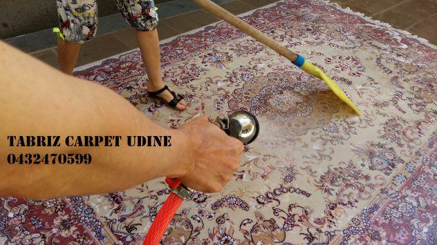 Pulizia tappeti Trieste, lavaggio e restauro tappeti persiani Trieste - Foto 2