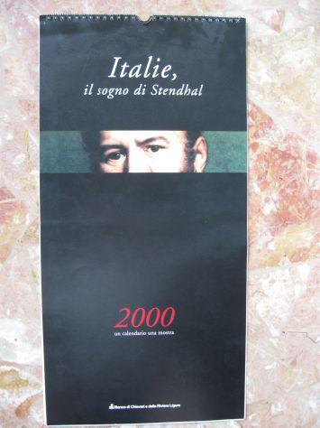 Calendario Del 2000.Calendario Del 2000 L Anno Della Tua Nascita