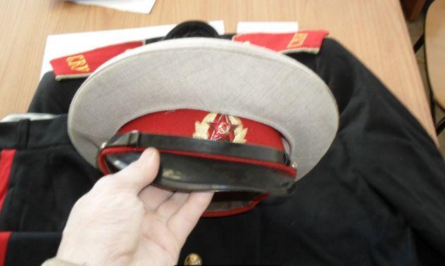 Divisa da sottoufficiale armata rossa ( C.C.C.P.) - Foto 3