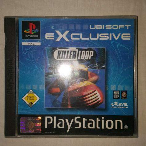 Killer Loop - Gioco PS1 - Ubisoft Exclusive