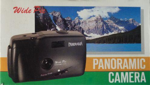 Macchina fotografica per realizzare foto panoramiche PANORAMIC CAMERA