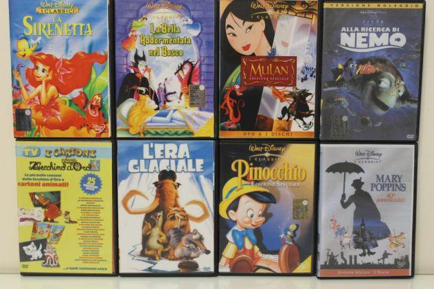 DVD Cartoni Animati Film Commedie Concerti Ecc - Foto 2