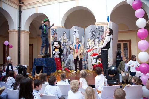 spettacoli per bambini a lecco 3478497587 www.animazionispettacoli.it - Foto 2